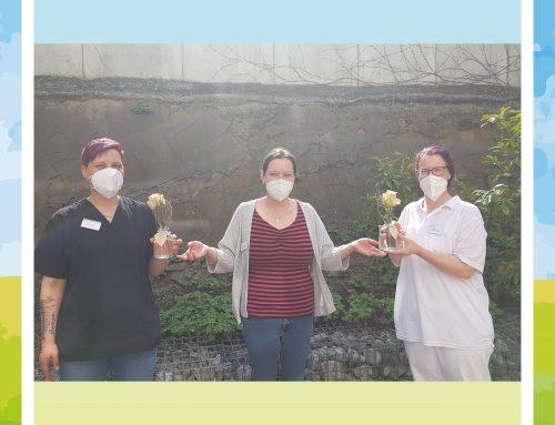 Neue Mitarbeiterinnen für die Kirschblüten-Residenz