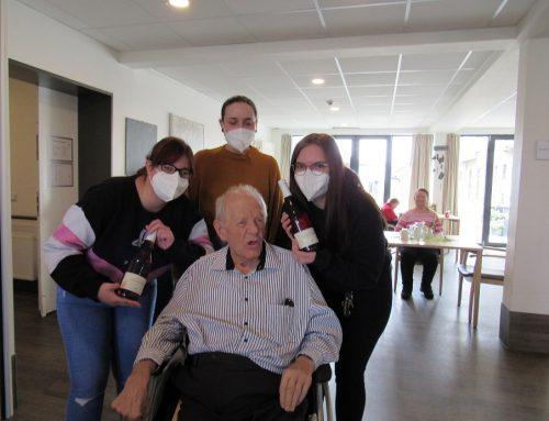 """Ein 80. Geburtstag in der Seniorenresidenz """"Cappeln"""""""