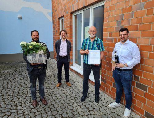 """Ein besonderes Jubiläum in der Residenz-Gruppe Seniorenresidenz """"Haus Lerchenhof"""""""