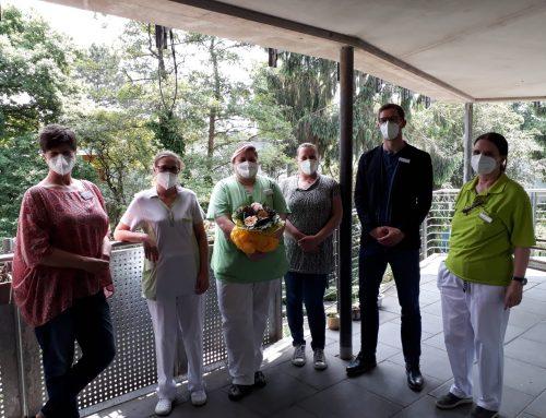 """Herzlich willkommen zurück in der Residenz-Gruppe Seniorenresidenz """"Sodenmattsee I"""""""