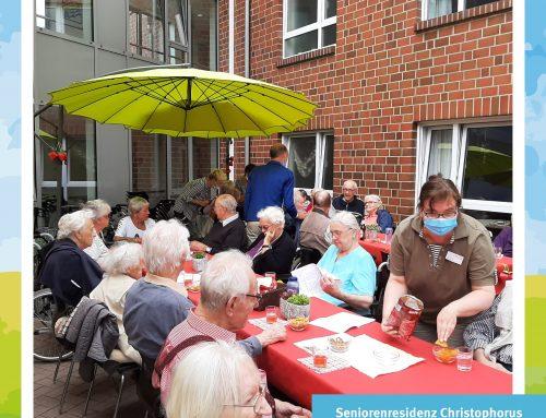 Sommerfest der Seniorenresidenz Christophorus