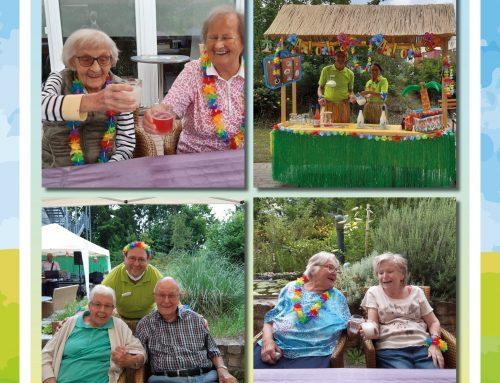 Musiknachmittag in der Residenz-Gruppe Seniorenresidenz Am Burgberg