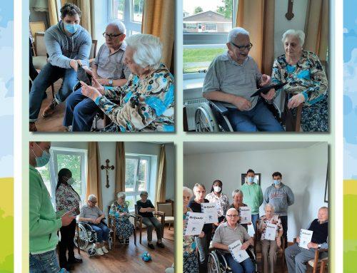Interessanter Workshop in der Residenz-Gruppe Seniorenresidenz Christophorus in Neuenkirchen