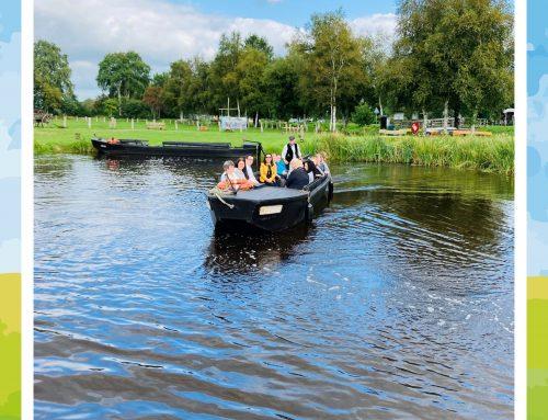 Torfkanu-Tour für unsere Mitarbeiter in Hambergen