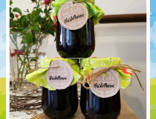 Marmeladen-Spendenaktion